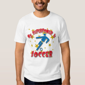 My Superpower is Soccer Shirt