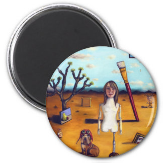 My Surreal Life 2 Inch Round Magnet