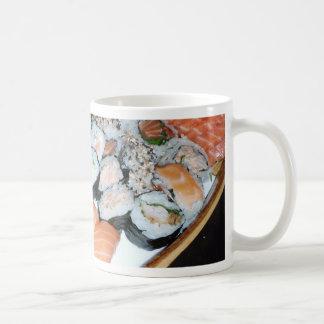 My Sushi Dream Classic White Coffee Mug