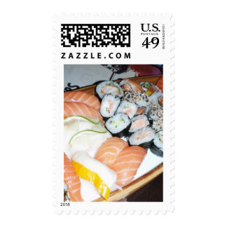 My Sushi Dream Postage Stamps
