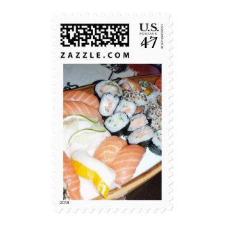 My Sushi Dream Postage Stamp