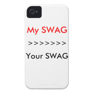 My SWAG greater Iphone case iPhone 4 Cases
