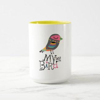 My sweat Bird Mug