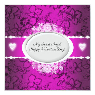 My Sweet Angel Valentine Card