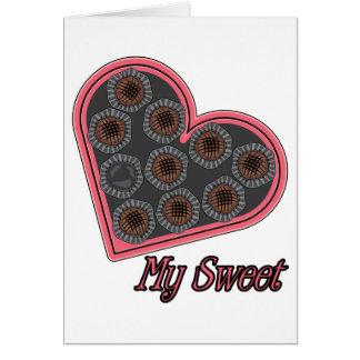 My Sweet Card