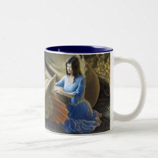 My Sweet Dragon Two-Tone Coffee Mug