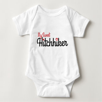 """""""My Sweet Hitchhiker"""" Infant One-Piece Bodysuit"""