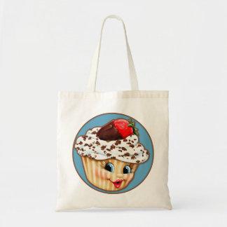 My Sweet Little Cupcake Tote Bags