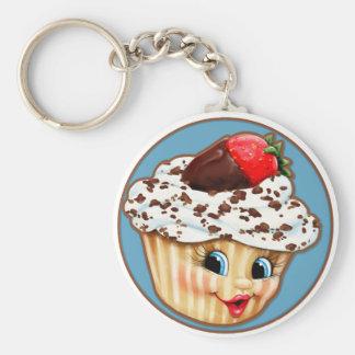 My Sweet Little Cupcake Keychain