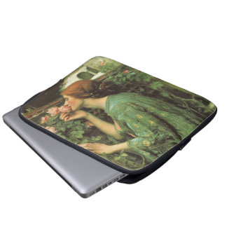 My Sweet Rose, or Soul of the Rose by Waterhouse Computer Sleeve