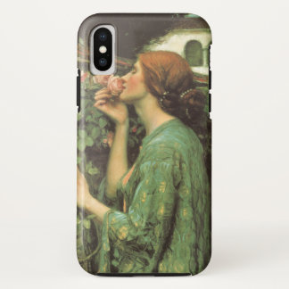 My Sweet Rose, or Soul of the Rose by Waterhouse iPhone X Case