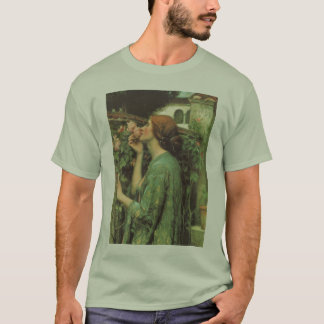 My Sweet Rose, or Soul of the Rose by Waterhouse T-Shirt