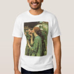 My Sweet Rose, or Soul of the Rose by Waterhouse T-shirts