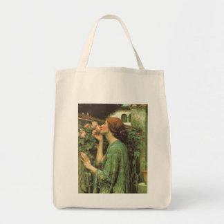 My Sweet Rose, or Soul of the Rose by Waterhouse Tote Bag