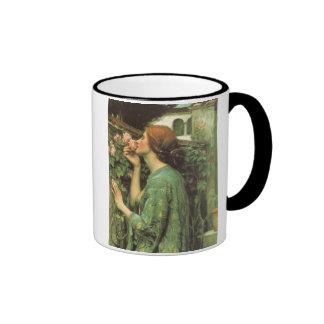 My Sweet Rose (Soul of the Rose) by Waterhouse Ringer Coffee Mug