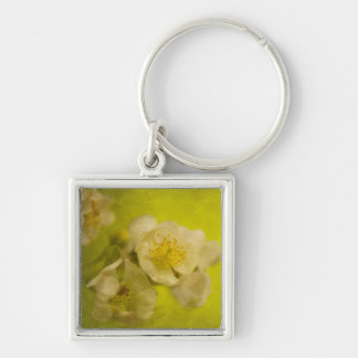 My Sweet Wild Rose Keychain by Lois Bryan