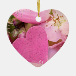 My Sweetheart Ceramic Ornament