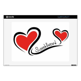 "My Sweetheart Valentine 13"" Laptop Decals"
