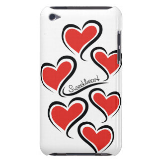 My Sweetheart Valentine Barely There iPod Cover