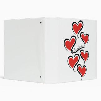 My Sweetheart Valentine Binder