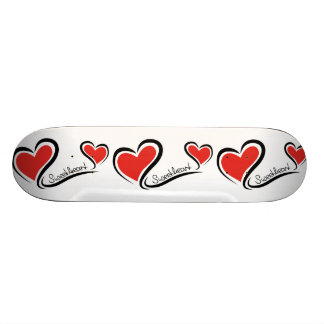 My Sweetheart Valentine Skateboard Deck