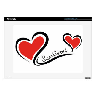 """My Sweetheart Valentine Skin For 15"""" Laptop"""