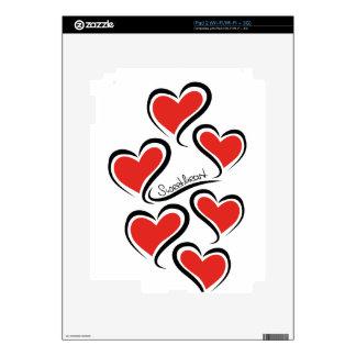 My Sweetheart Valentine Skin For The iPad 2
