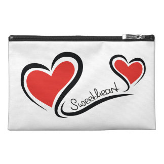 My Sweetheart Valentine Travel Accessories Bags