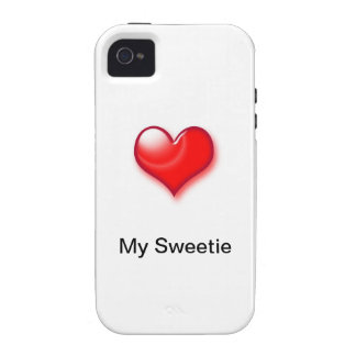 My Sweetie-Mate Case Vibe iPhone 4 Case