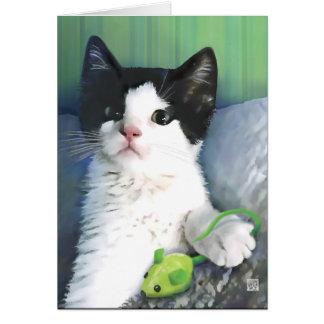 MY TAI HeARTcat cards