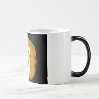 My take on Bitcoin Logo Mug