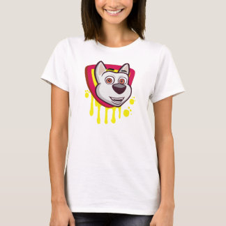 My Talking Dog Charlie T-shirt for woman and girls
