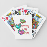 My Tap Dancing Passion Playing Cards