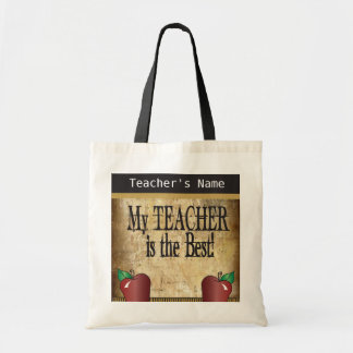 My Teacher is the Best Bag