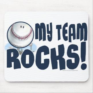 My Team Rocks Mousepad