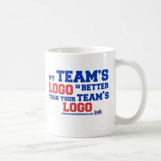My Team's Logo Is Better Mug