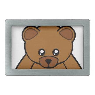 My Teddy Bear Belt Buckle