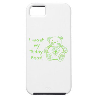 My Teddy Bear iPhone 5 Covers
