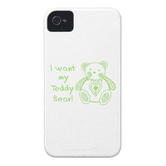 My Teddy Bear Case-Mate iPhone 4 Case