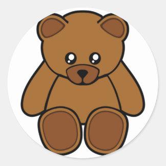 My Teddy Bear Classic Round Sticker