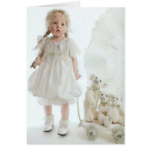 My Teddybears Greeting Card