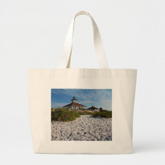 My Temporary Life Large Tote Bag