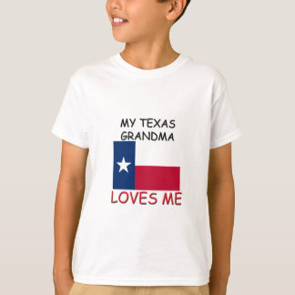 My Texas Grandma Loves Me T-Shirt