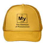 My, The Element of Possession Mesh Hats