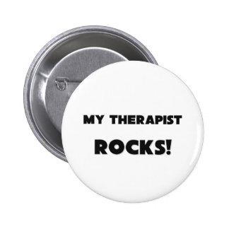MY Therapist ROCKS! Button
