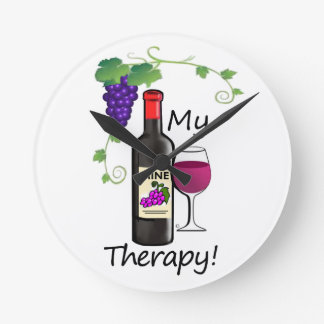 My Therapy Round Clock