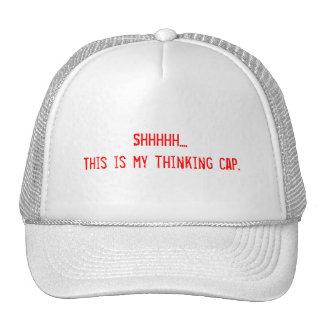 My Thinking Cap Trucker Hat