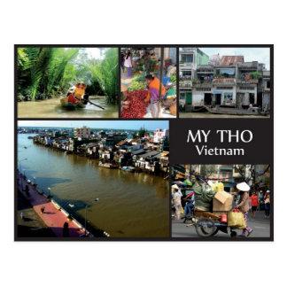 My Tho - Vietnam Post Card