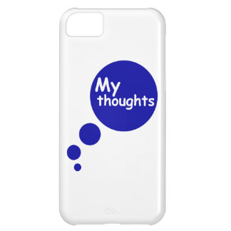 My Thoughts Case For iPhone 5C