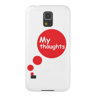 My Thoughts Galaxy S5 Case